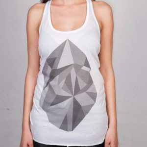 Prismah tank top by Julia Humpfer, front view
