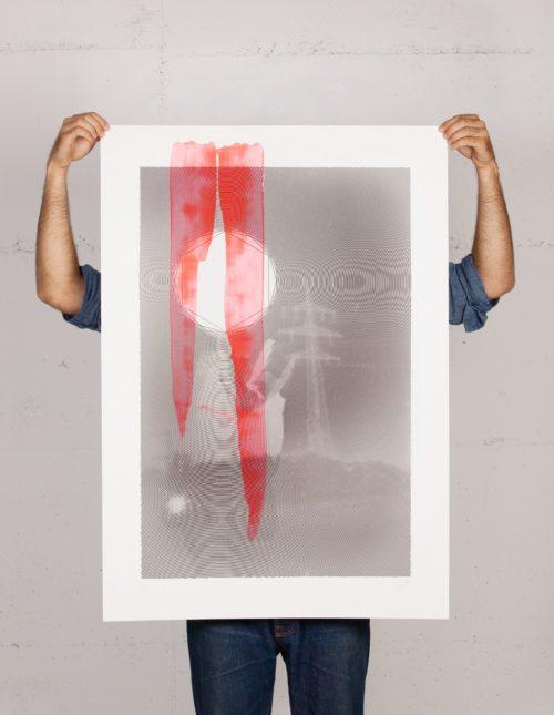 D.M.K.B.K. I Print von Martin Wehl