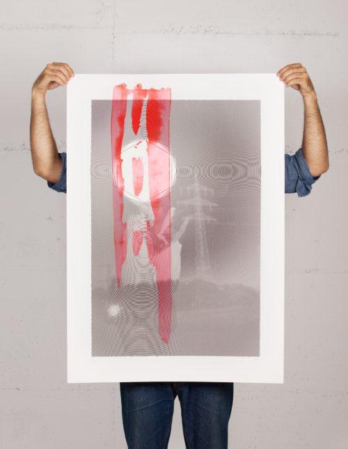 D.M.K.B.K. II print by Martin Wehl