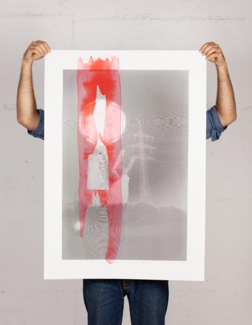 D.M.K.B.K. III print by Martin Wehl