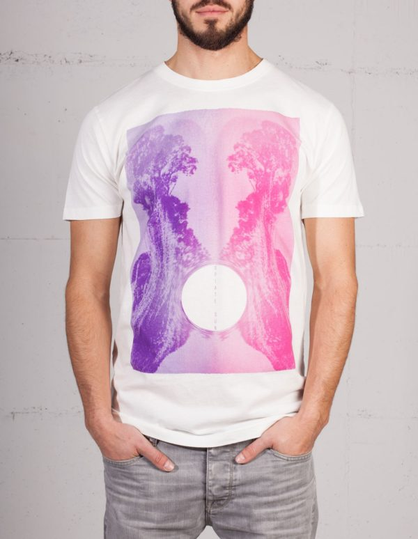Opiate Sun T-shirt von Martin Wehl, Frontansicht