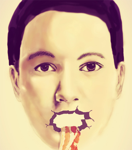 Daniel Strohhäcker illustration