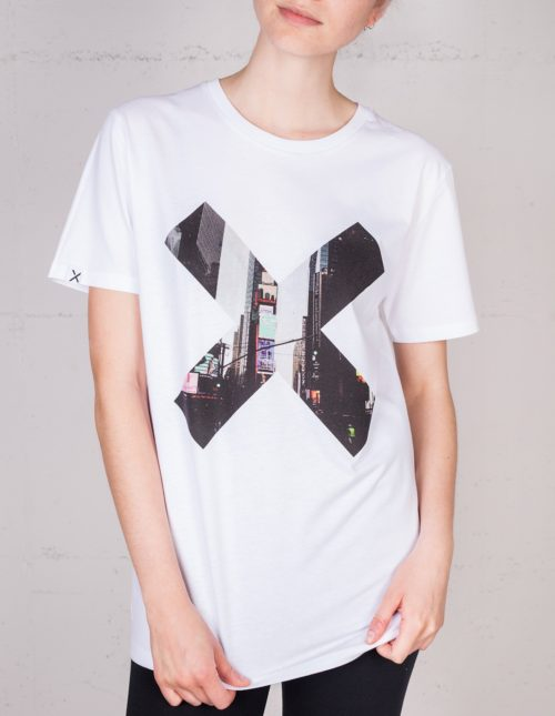 X Moments t-shirt by Jimi Blue Ochsenknecht, front view