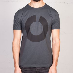 Almost T-shirt von Geometry Daily, Frontansicht