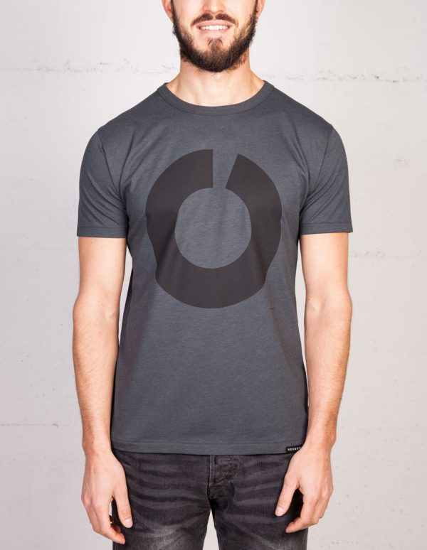 Almost t-shirt by Geometry Daily, front view