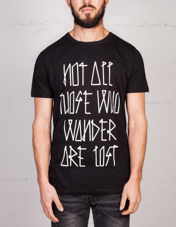 Not All t-shirt by Julia Humpfer, front view